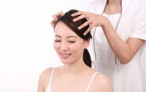 頭皮の皮脂分泌
