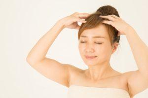頭皮の臭い解消のポイント